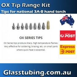 Torch Tips - OX series Kit