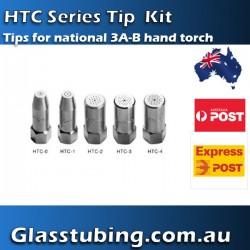 Torch Tips - HTC series Kit