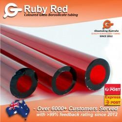 Ruby Tubing 9 & 12mm @ 2mm...